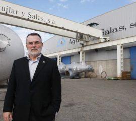 Manuel Salas, CEO de la empresa Aguilar y Salas cierra el 2015   con una valoración del sector O&G
