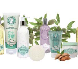 Jeanne en Provence - Gama de productos Amande Douce