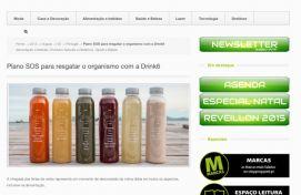 Drink6, ShoppingSpirit, Agosto 2015 - Agencia de comunicación Barcelona, Agencia de comunicación España.