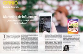 Agencia de Comunicación Barcelona, Agencia de marketing Barcelona, Agencia Influencers, Marketing de Influencers