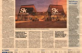 Skolkovo, Expansión, Novembro 2016 - Agência de comunicação Espanha, Agência de comunicação Portugal, Agência de comunicação Barcelona