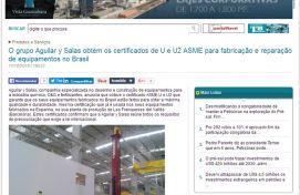 Aguilar y Salas S.A., TN Petróleo, Octubre 2016 - Agência de comunicação Espanha, Agência de comunicação Portugal, Agência de comunicação Barcelona