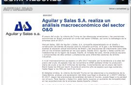 Aguilar y Salas S.A., Sumindustria, Enero 2017 - Marketing de influencer, influencers, campañas con influencers, detectar influencers, gestión influencers, marketing con influenciadores