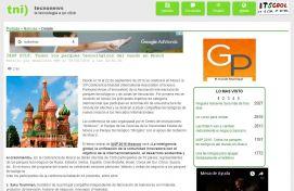 Skolkovo, Tecnonews, Agosto 2016 - Agência de comunicação Espanha, Agência de comunicação Portugal