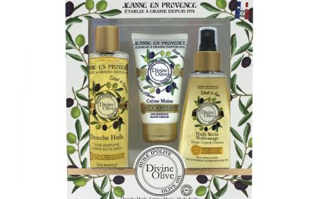 Divine Olive Christmas