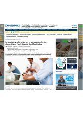 Datacore, ComputerWorld, Abril 2014 - Agencia de comunicación Barcelona, Agencia de comunicación España.