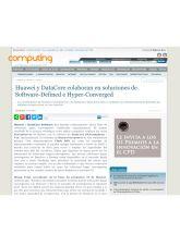 Datacore, Computing, Mayo 2015 - Agencia de comunicación Barcelona, Agencia de comunicación España.