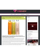 Drink6, Trendy, Octubre 2015 - Agencia de comunicación Barcelona, Agencia de comunicación España.