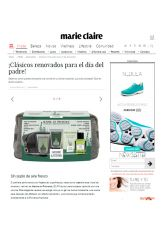 Jeanne en Provence, Marie Claire, Marzo 2016 - Agencia de comunicación Barcelona, Agencia de comunicación España.