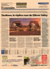 Skolkovo, Expansión, November 2016 - Marketing and PR Agency Spain, Marketing and PR Agency Portugal, Marketing and PR Agency Barcelona