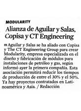 Aguilar y Salas, La Vanguardia, Febrero 2015 - Agencia de comunicación Barcelona, Agencia de comunicación España.