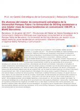 UPF, BlaNZ, Enero 2017 - Marketing de influencer, influencers, campañas con influencers, detectar influencers, gestión influencers, marketing con influenciadores, agencia marketing españa, agencia marketing barcelona, agencia marketing portugal