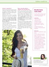 Drink6, Revista Zen, Modelo Kelly Baron, Agosto 2016 - Agencia de comunicación Barcelona